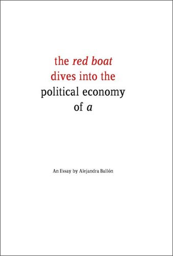The red boat dive into the political economy of a
